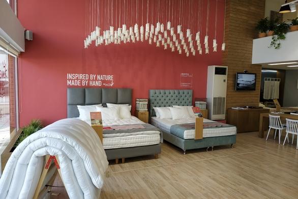 Πάτρα - Candia ένα brand σημείο αναφοράς για τα προϊόντα ύπνου