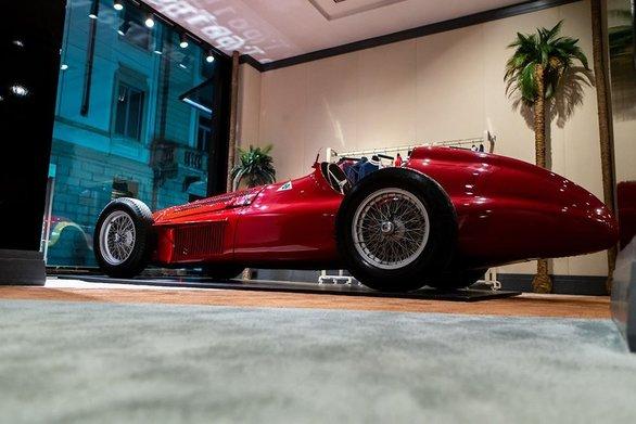 Εντός έδρας γιορτάζει η Alfa Romeo Racing