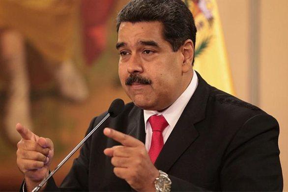 Η Κολομβία στρέφεται κατά του Μαδούρο