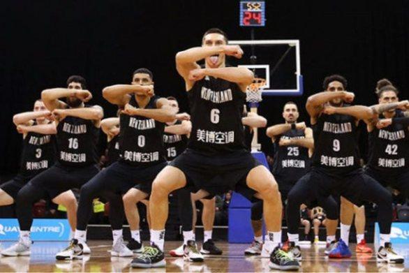 Ο εντυπωσιακός χορός «χάκα» των Νεοζηλανδών πριν από το ματς με την Εθνική (video)