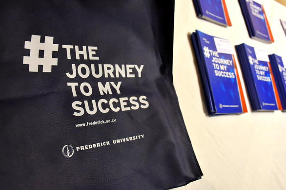 Eνδιαφέρον για το Πανεπιστήμιο Frederick από τους Πατρινούς (φωτο)