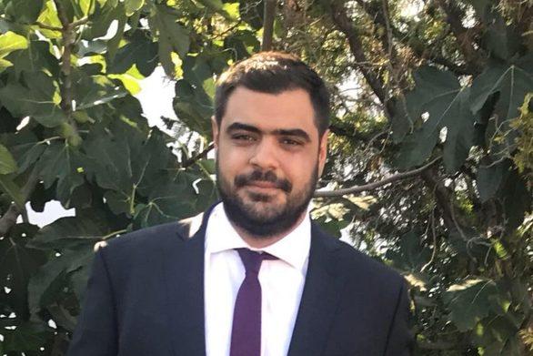 Ο Πατρινός δικηγόρος Παύλος Μαρινάκης υποψήφιος πρόεδρος της ΟΝΝΕΔ