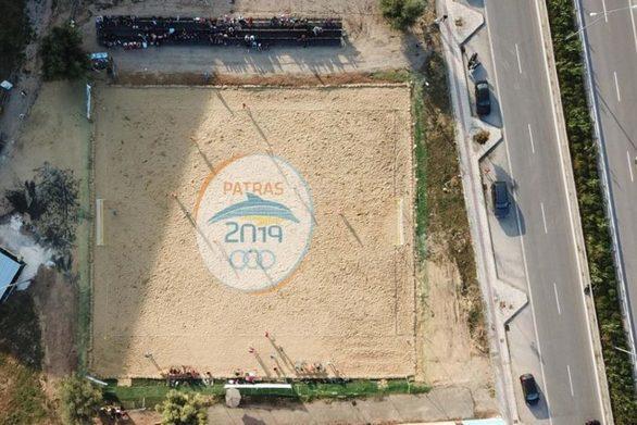 Πάτρα: To ευχαριστώ τηςΟ.Ε. των ΙΙ Μεσογειακών Παράκτιων Αγώνων