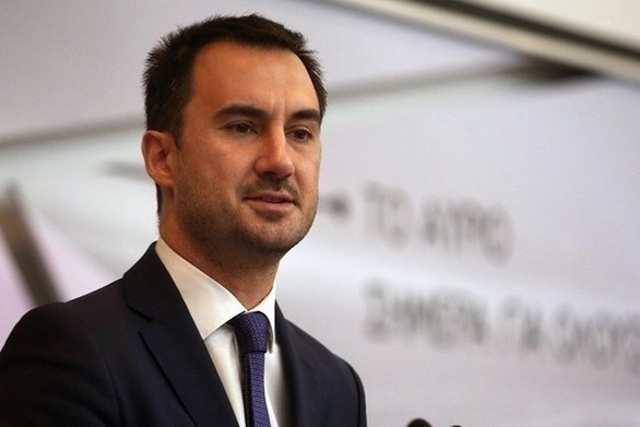 """Χαρίτσης για Μητσοτάκη: """"Λαλίστατος για τις οικονομικές επιτυχίες του ΣΥΡΙΖΑ"""""""