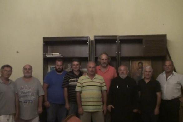 """Δυτική Ελλάδα: Στέγη για τον σύλλογο """"Άγιος Αθανάσιος Κουρούτας"""""""