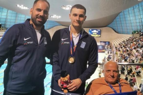 Κολύμβηση: Παγκόσμιος πρωταθλητής ο Μιχαλεντζάκης, χάλκινο μετάλλιο ο Κωστάκης