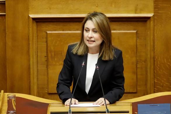 Χριστίνα Αλεξοπούλου: Θέτει ζήτημα αυστηροποίηση των ποινών για ασυνείδητους οδηγούς