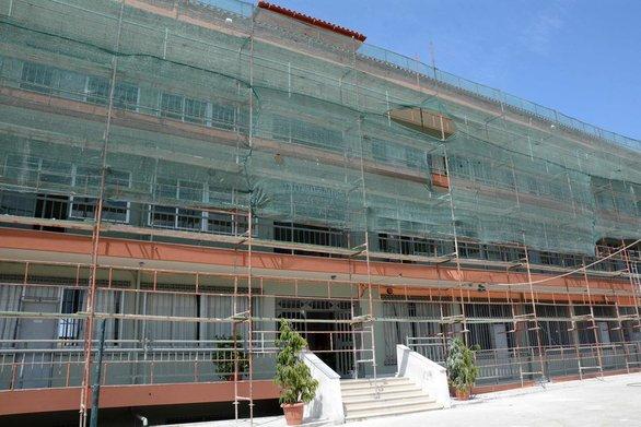 Πάτρα: Στόχος η ανακαίνιση όλων των σχολικών μονάδων στη νέα θητεία Πελετίδη