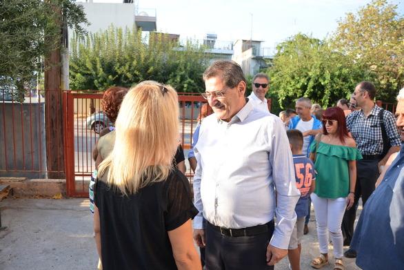 """Κ. Πελετίδης σε μαθητές: """"Nα πετάξετε με τα δικά σας φτερά γιατί εσείς είσαστε η δύναμη"""""""