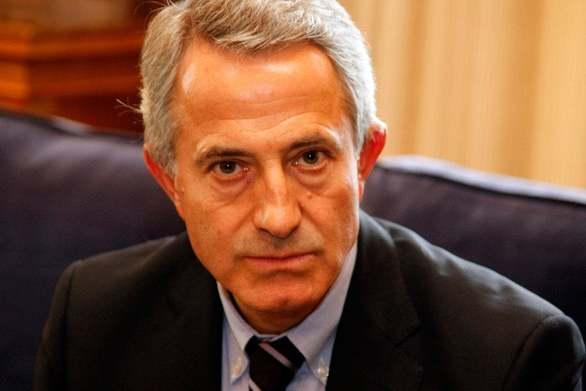 Ο Κώστας Σπηλιόπουλος στη θέση του προέδρου και του διευθύνοντος συμβούλου του ΟΣΕ