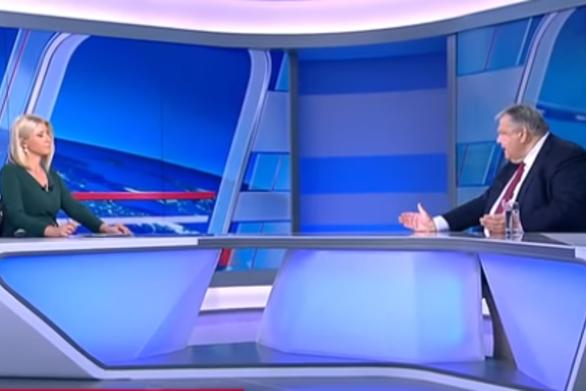 """Ευάγγελος Βενιζέλος: """"Με την έγκριση Τσίπρα στήθηκε η σκευωρία της Novartis"""" (video)"""
