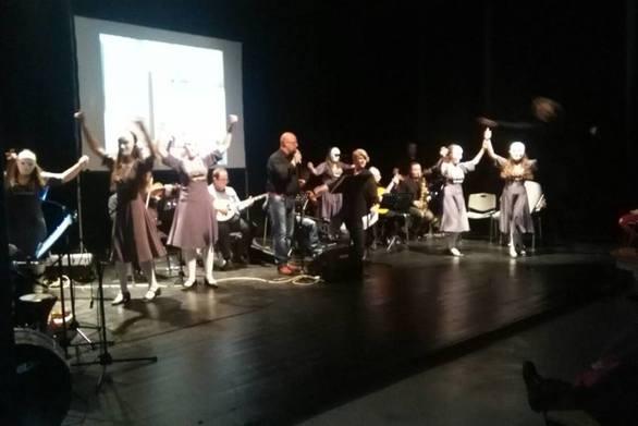 Πάτρα: Η βροχή χάλασε τα σχέδια για τη συναυλία με τραγούδια Λίνας Νικολακοπουλου