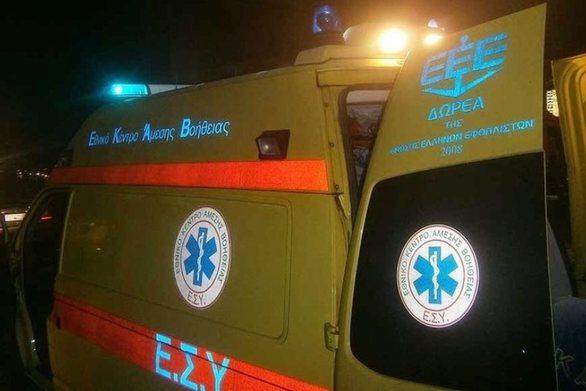 Τροχαίο στο Ρίο της Πάτρας με έναν τραυματία