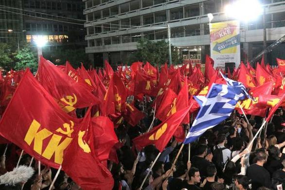 Η ανακοίνωση του ΚΚΕ για το θάνατο του Τάκη Σπυριδάκη