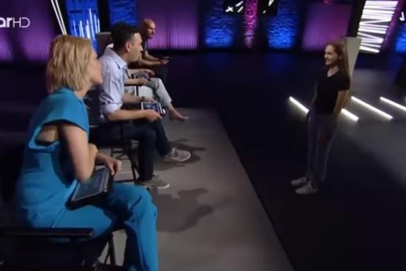 Η διαφωνία Καγιά - Σκουλού για διαγωνιζόμενη του GNTM (video)