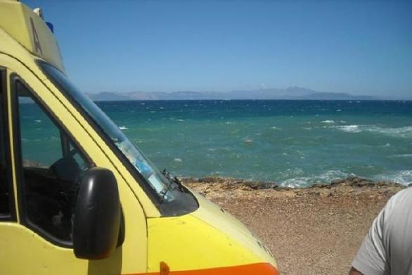 Πάτρα: Χωρίς τις αισθήσεις της ανασύρθηκε γυναίκα από τη θάλασσα
