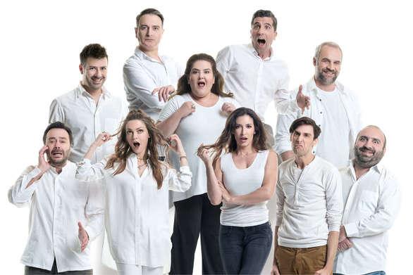 Διαγωνισμός: Το patrasevents.gr σας στέλνει στην παράσταση «Ζωή Μετά Χαμηλών Πτήσεων»!