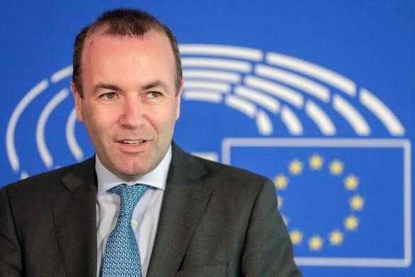 Μάνφρεντ Βέμπερ - Υπερασπίζεται την «προστασία του ευρωπαϊκού τρόπου ζωής»