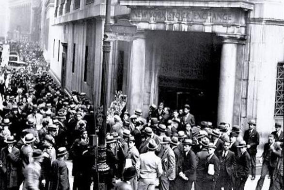 Σαν σήμερα 19 Σεπτεμβρίου ο χρηματιστηριακός πανικός σε Αμερική και Ευρώπη επηρεάζει και την Ελλάδα