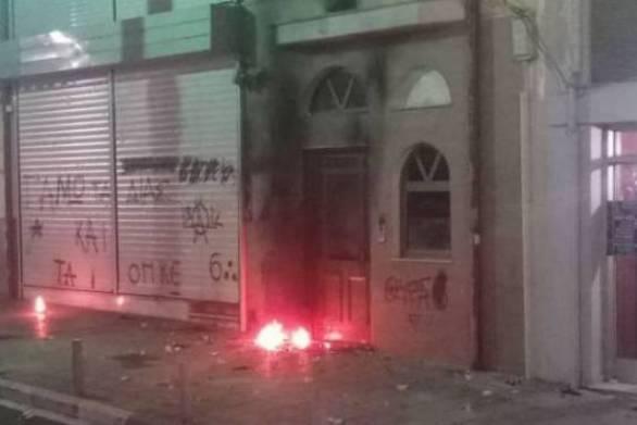 Αγρίνιο: Πέταξαν μολότοφ και πέτρες στην πορεία για τον Παύλο Φύσσα