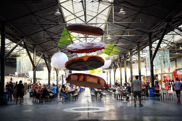 Το 1ο τριήμερο του Burger Fest Αθήνα 2019 στέφθηκε με απόλυτη επιτυχία! (φωτο)