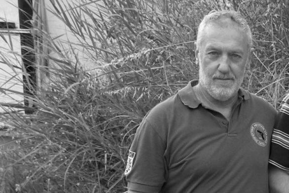 Πένθος στην Πάτρα και στον Σκοπευτικό Σύλλογο για τον Μαρίνο Ταβερναράκη
