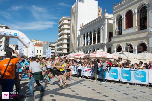 """Στην τελική ευθεία γα το """"Run Greece"""" στην Πάτρα!"""