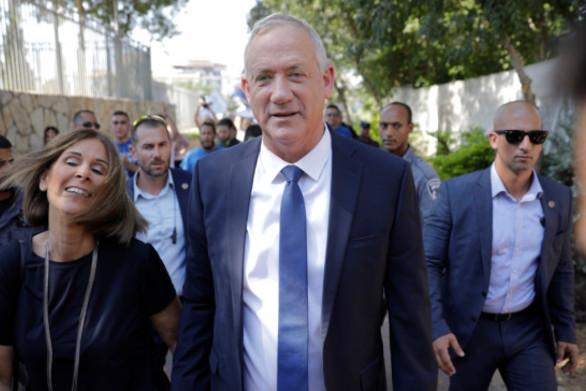 Ισραήλ - Ο Μπένι Γκαντς απέρριψε την πρόταση Νετανιάχου για κυβέρνηση εθνικής ενότητας