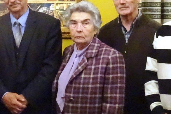 Έφυγε από τη ζωή η Μαρία Καραχάλιου