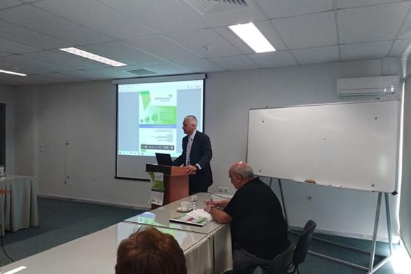 """Πάτρα: Mε επιτυχία η ημερίδα για της """"Πράσινες Δημόσιες Συμβάσεις"""""""