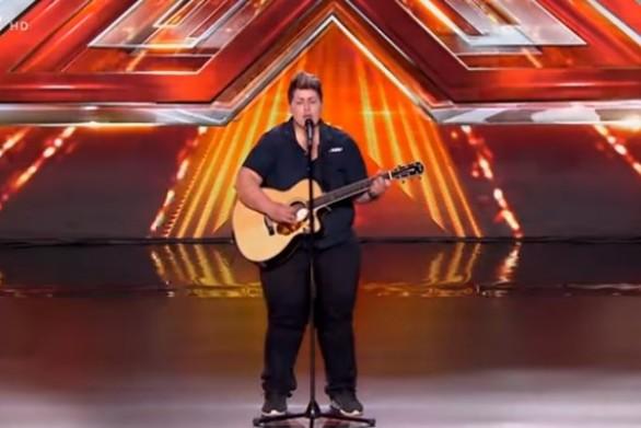 X-Factor - Μελίνα Ασλανίδου: «Τι φωνή είναι αυτή ρε φίλε;» (video)