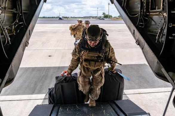 Οι ΗΠΑ στέλνουν επιπλέον στρατεύματα στον Κόλπο