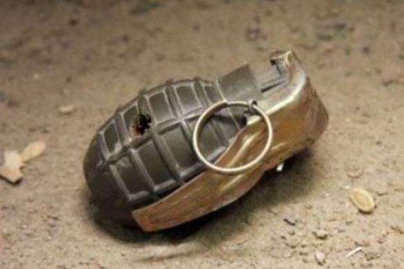 Μενίδι - Βρέθηκε χειροβομβίδα στο δρόμο
