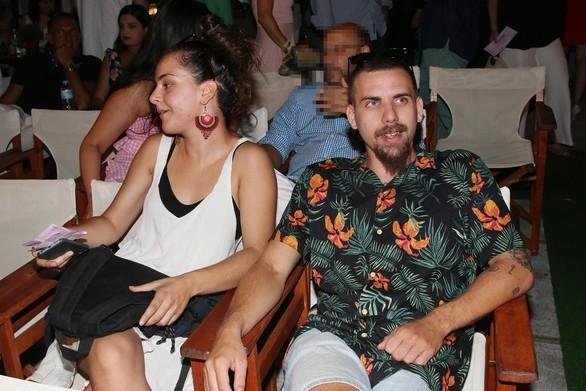 Η Ζένια Μπονάτσου και ο Σωτήρης Μανίκας έδωσαν τέλος στη σχέση τους!