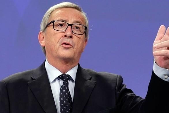 """Γιούνκερ: """"Brexit: Μια τραγική στιγμή για την Ευρώπη"""""""