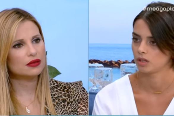 Άννα Μπεζάν: «Έφυγα από το GNTM λόγω αντιεπαγγελματικής συμπεριφοράς» (video)