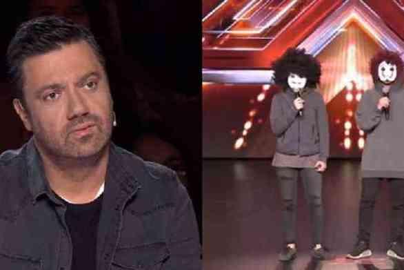 Τα παιδιά του Γιώργου Θεοφάνους διαγωνίστηκαν στο X Factor (video)