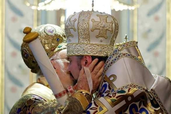 """Ηρακλής Φίλιος: """"Από πότε η ομολογία Χριστού συνδέεται με το Ουκρανικό;"""""""