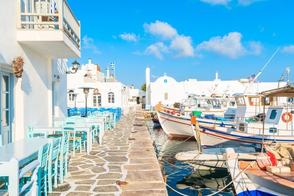 Δύο ελληνικά νησιά ανάμεσα στα 50 καλύτερα του κόσμου!