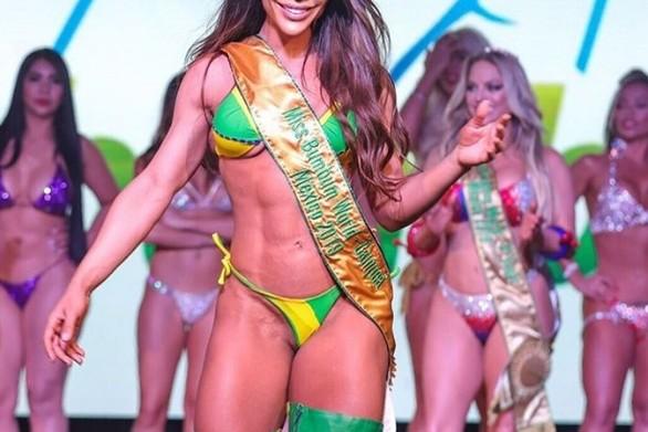 Από τη Βραζιλία η νικήτρια των καλλιστείων «Μις Οπίσθια 2019»