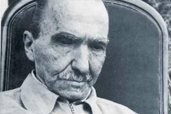Σαν σήμερα πέθανε ο Νίκος Καζαντζάκης