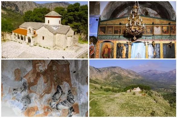 Το ιστορικό μοναστήρι του Προφήτη Ηλία, στο Δραγαμέστο Αιτωλοακαρνανίας (video)