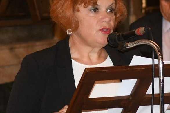 """Κατερίνα Γεροπαναγιώτη: """"Πατώντας γερά στην ιστορία του λαού μας"""""""
