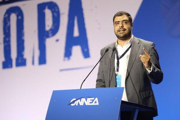 Νέος πρόεδρος της ΟΝΝΕΔ, ανακηρύχθηκε ο Πατρινός Παύλος Μαρινάκης!
