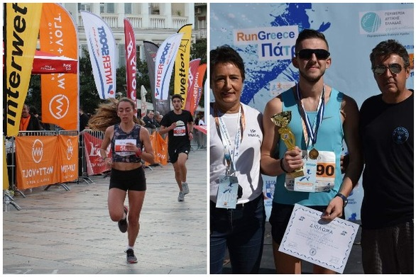 Δύο ρεκόρ διαδρομής στο Run Greece της Πάτρας στα 5.000 μέτρα!