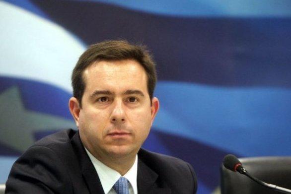 """Νότης Μηταράκης: """"Θα τηρήσουμε τις αποφάσεις του ΣτΕ για τις συντάξεις"""""""