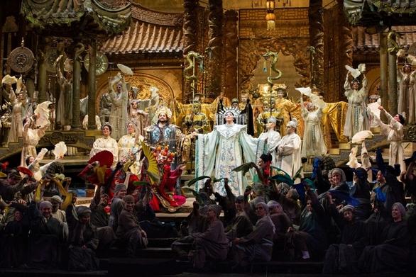 """Πάτρα - Η όπερα """"Τουραντό"""" σε ζωντανή μετάδοση στο Συνεδριακό του Πανεπιστημίου!"""