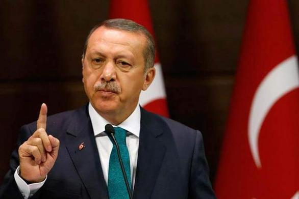 """Ερντογάν σε Πούτιν: """"Θέλουμε την ειρήνη στη Συρία"""""""