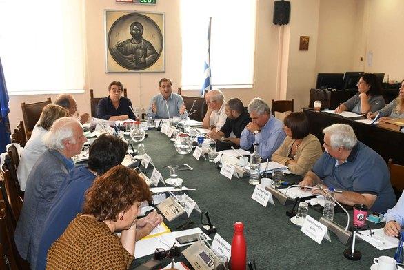 Πάτρα: Σε ειδική συνεδρίαση συζητήθηκε ο ισολογισμός του Δήμου