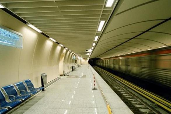 Το Μετρό φτάνει... Πειραιά